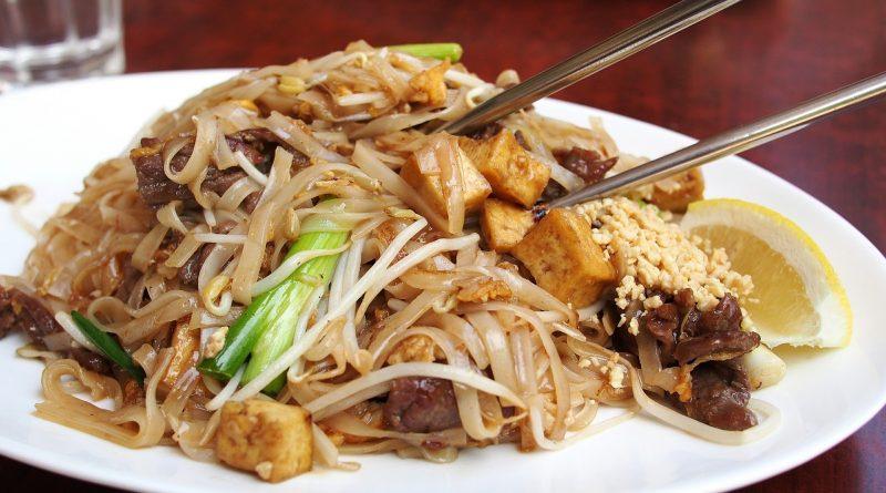 tajski makaron