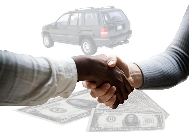 Zakup samochodu z komisu
