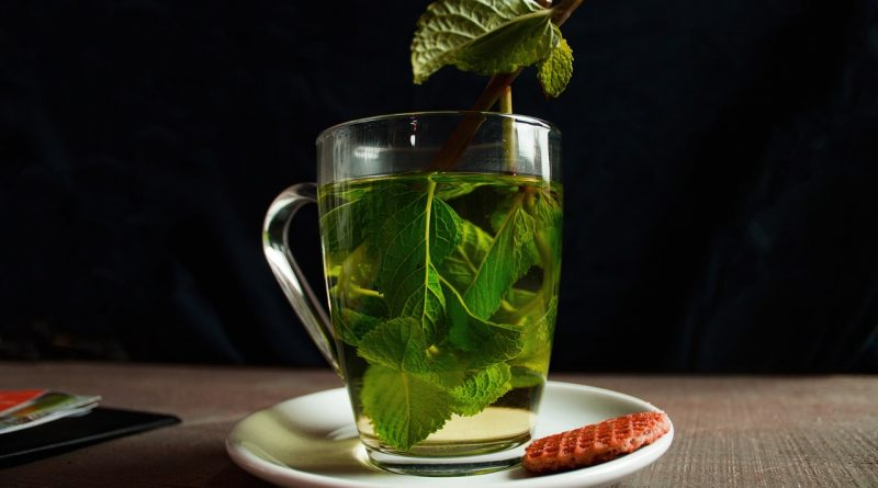 zielona herbata na co pomaga