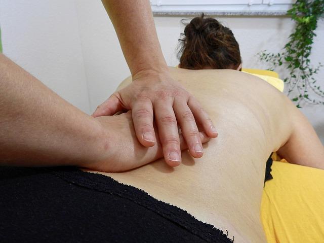 ucisk mięśni